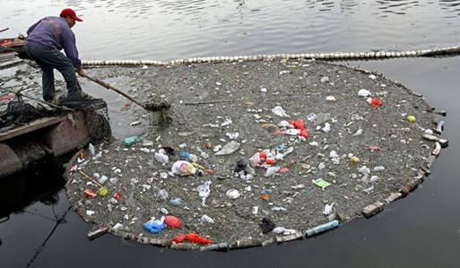 Poluare apa