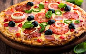 Istorie pizza