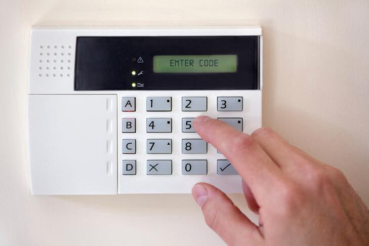 Sistem de securitate rezidential